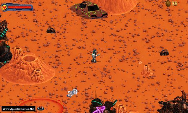 The Moon 2050 Screenshot 3, Full Version, PC Game, Download Free