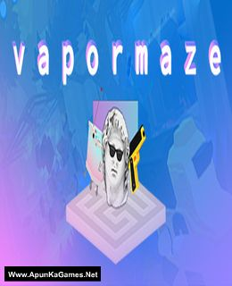 Vapormaze Cover, Poster, Full Version, PC Game, Download Free