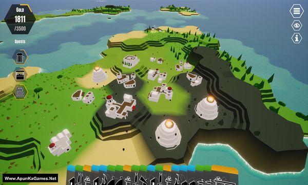 First Days of Atlantis Screenshot 1, Full Version, PC Game, Download Free