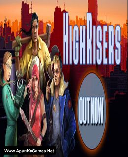 Highrisers Cover, Poster, Full Version, PC Game, Download Free