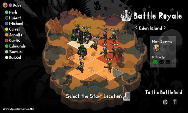 NecroLand: Undead Corps Screenshot 3, Full Version, PC Game, Download Free