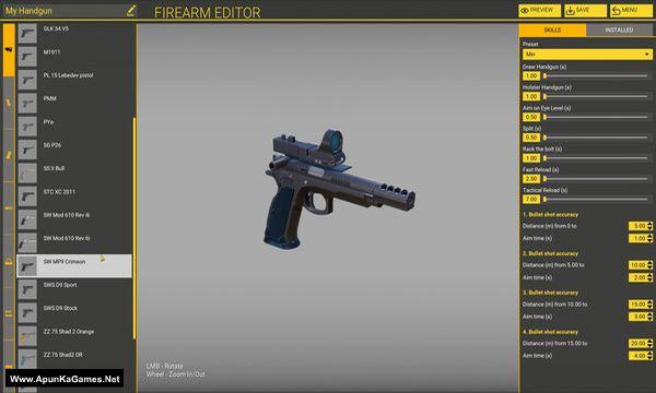 Practical Shooting Simulator Screenshot 1, Full Version, PC Game, Download Free