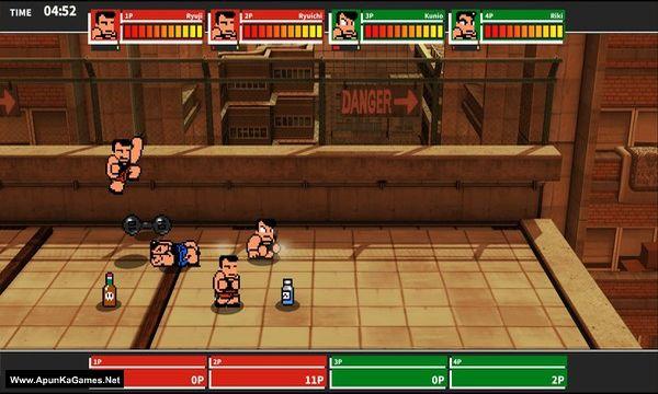 River City Melee Mach!! Screenshot 1, Full Version, PC Game, Download Free