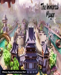 The Immortal Mayor Cover, Poster, Full Version, PC Game, Download Free