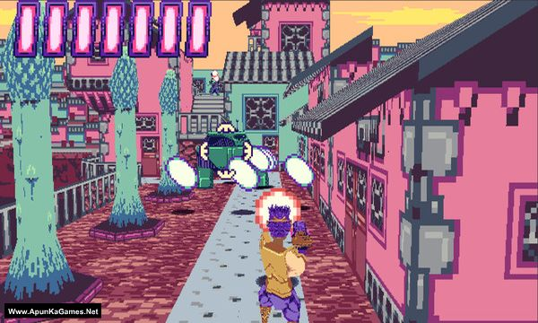 Escape from Terror City Screenshot 1, Full Version, PC Game, Download Free