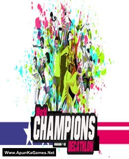 World CHAMPIONS: Decathlon Cover, Poster, Full Version, PC Game, Download Free