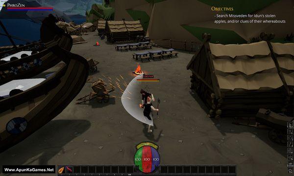 A Journey Through Valhalla Screenshot 3, Full Version, PC Game, Download Free