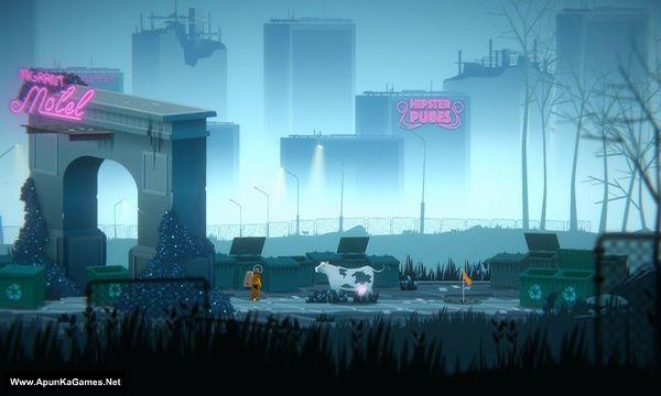 Golf Club: Wasteland Screenshot 1, Full Version, PC Game, Download Free