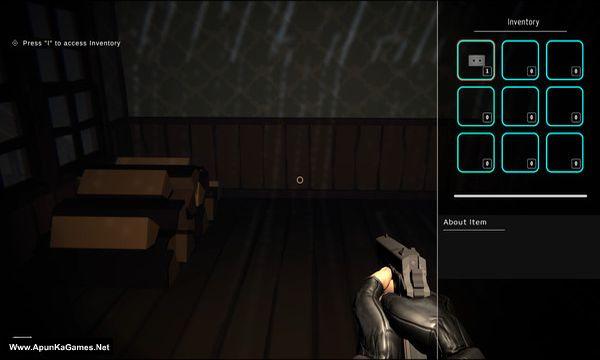 The Daunting House Screenshot 1, Full Version, PC Game, Download Free