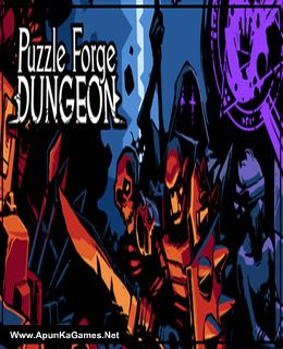 Puzzle Forge Dungeon Cover, Poster, Full Version, PC Game, Download Free