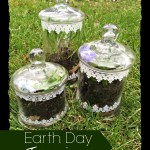 Earth Day Terrariums