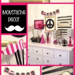 Moustache Decor