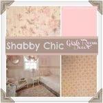 Shabby Chic Girls Room Decor