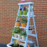 DIY Herb Garden Ladder – Feature Post