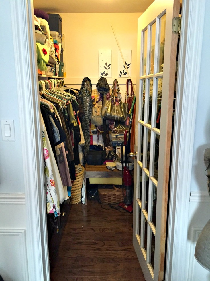 Master Bedroom Closet Makeover Before Pic on apurdylittlehouse.com