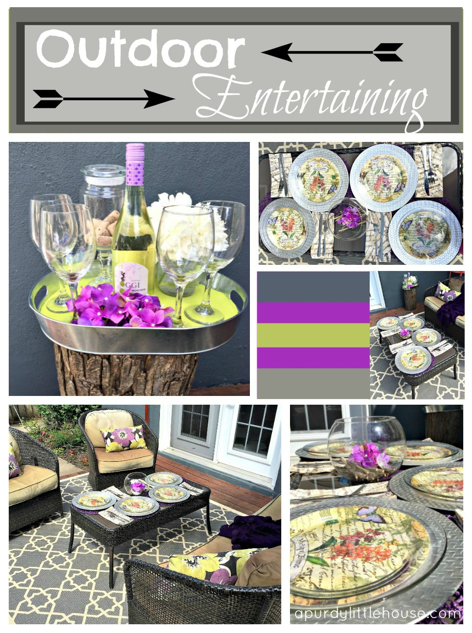 Entertaining Ideas party/entertaining ideas archives - a purdy little house