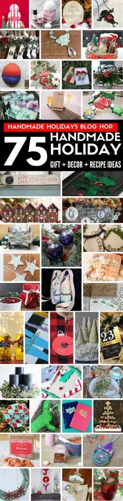 Handmade Holidays DIY Christmas Decor Ideas