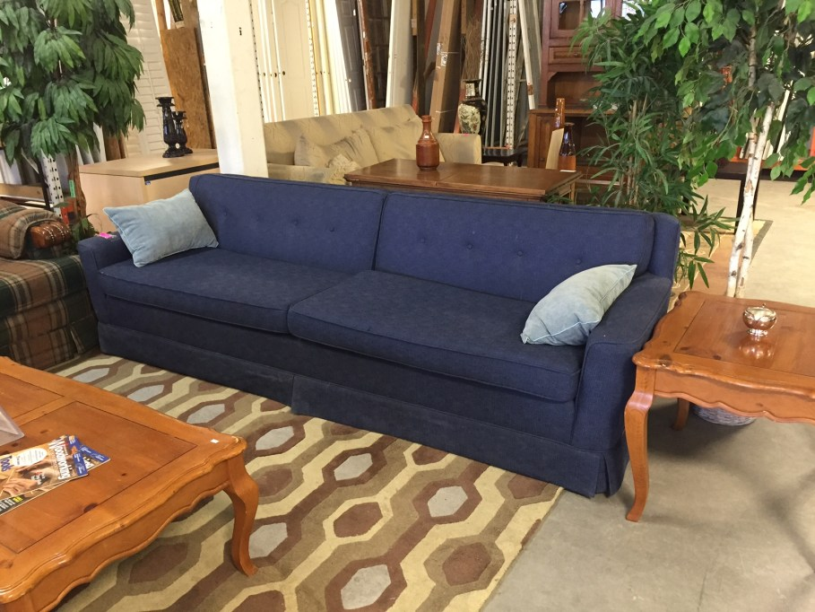 How to Paint Upholstery at apurdylittlehouse.com