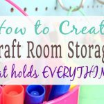 Craft Room Overhaul