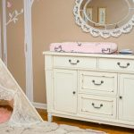 Girls Room Organization