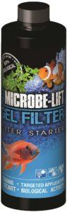 Gel Filter para limpiar el filtro del acuario