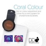lente para movil para ver corales de dd