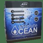 Agua natural para acuarios de ati