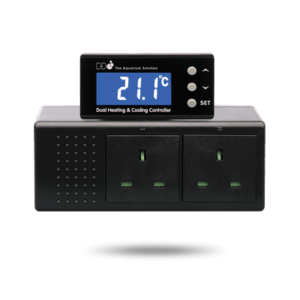 dual heating controlador de temperatura de dd