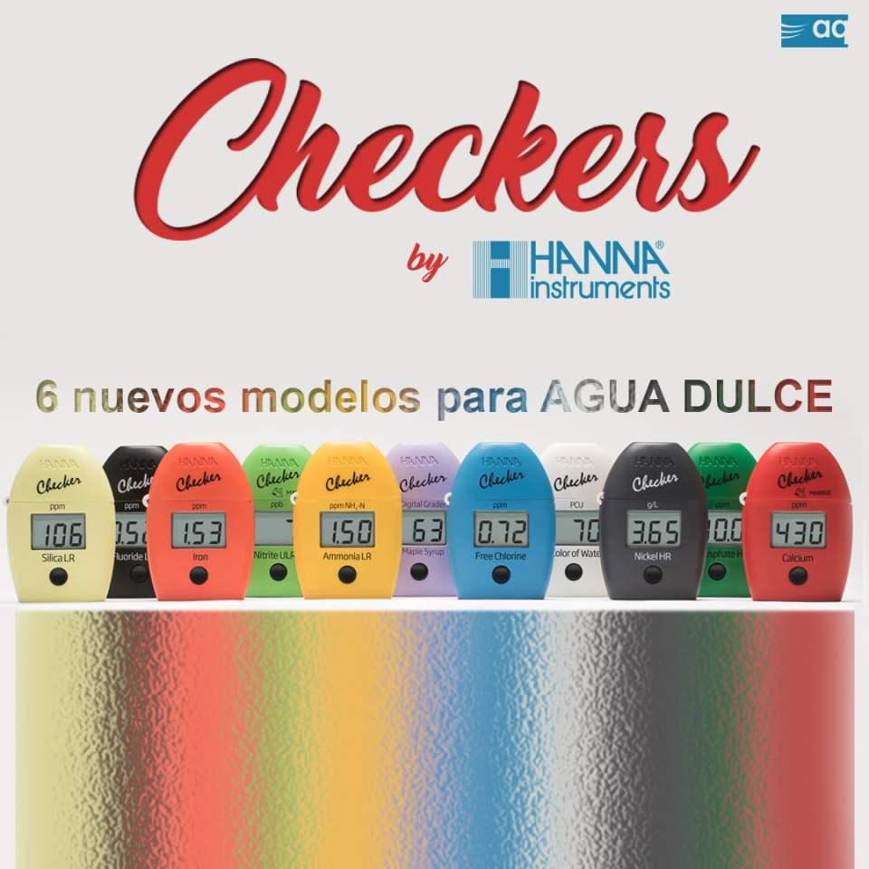 checkers nuevos