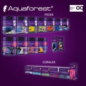 aquaforest alimento para peces y corales, Aquaforest, alimento para peces y corales