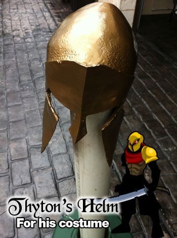 Helm Thyton de