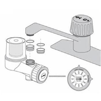Инструкции за монтаж на Aqua Select 1