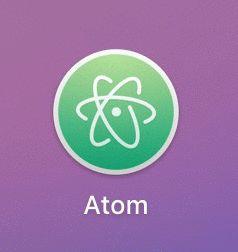 Atomロゴ