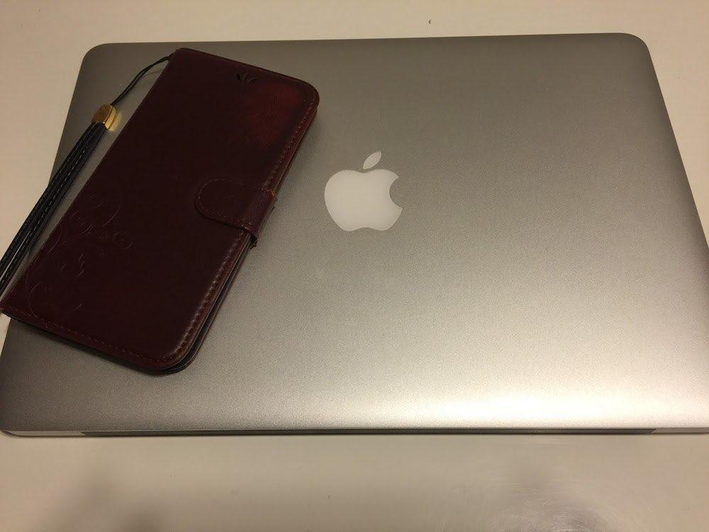 私のiPhone