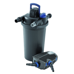 oase filtoclear set 30000 filtre uv pompe pour bassin