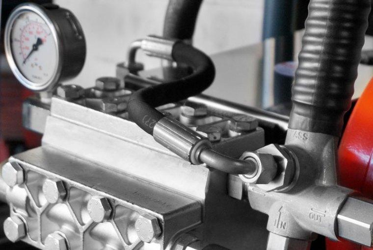 Wysokociśnieniowe instalacje stacjonarne oparte na agregatach OERTZEN