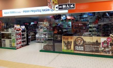 Naša maloprodaja u Zagrebu Jankomir