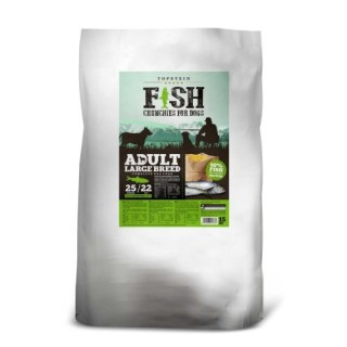 Fish Crunchies for dog – Adult Large Breed 15 Kg
