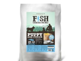 Fish Crunchies for dog – Puppy and Junior 15 Kg