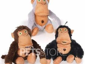Igračka Crazy Monkey 36cm