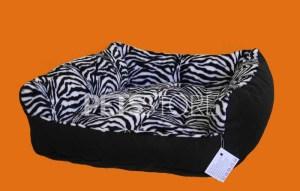 Kanape LUX Zebra 60x55cm