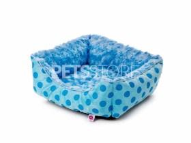 Krevetić Plava Točka 45x40x16cm