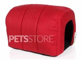 Kučica za pse Tunel 42x35x32cm