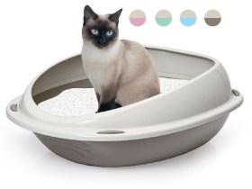 WC za mačke SHUTTLE 57x40x19cm