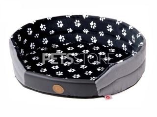 Ležaj za pse CRNI ŠAPE