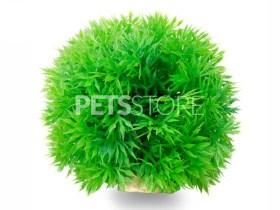 Plastično bilje Kugla zelena 8cm