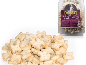 Dr.Jag Biskvits Puppy Fish&Rice 300g