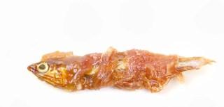 Meat Snack 100% -Sušena Morska riba sa pilećim mesom 80g