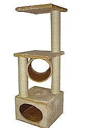 Grebalica TRAVIATA-boja pijeska 35x35x109cm