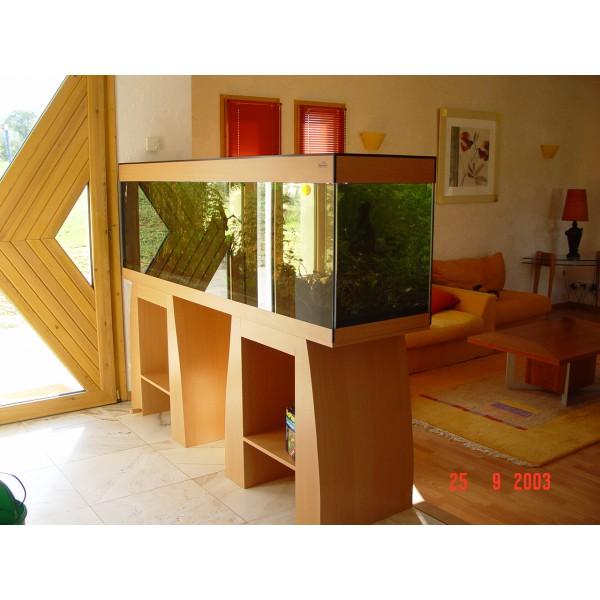 aquarium et meuble 600 litres aquabiance